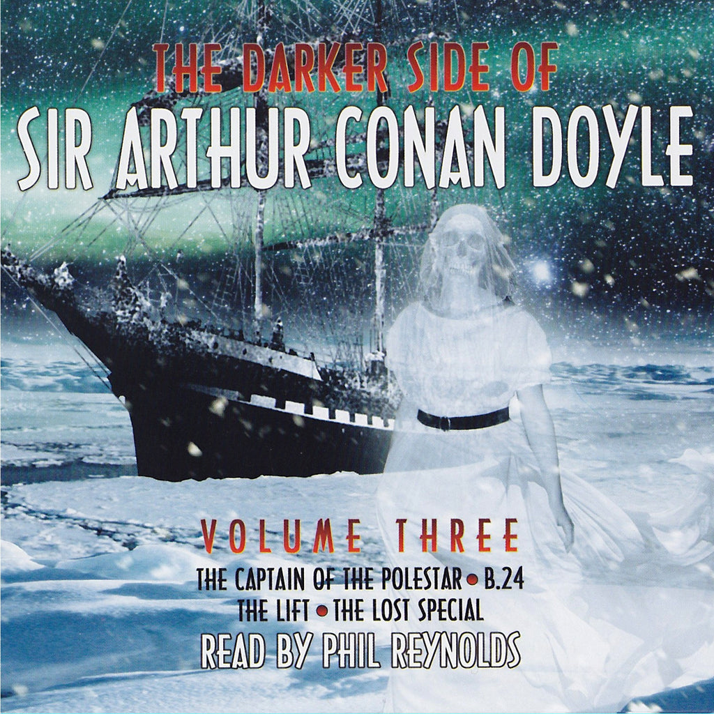 The Darker Side Of Sir Arthur Conan Doyle - Volume 3 (Audiobook) - Deadtree Publishing - Audiobook - Biography