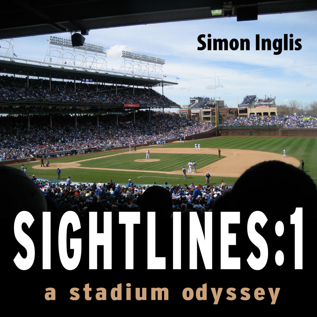 A Stadium Odyssey - Sightlines 1 (Audiobook) - Deadtree Publishing - Audiobook - Biography