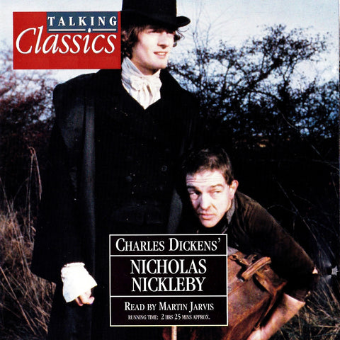 Charles Dickens - Nicholas Nickleby (Audiobook) - Deadtree Publishing - Audiobook - Biography