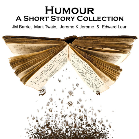 Humour - A Short Story Collection (Audiobook) - Deadtree Publishing - Audiobook - Biography