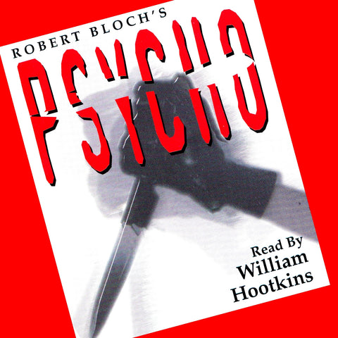 Robert Bloch -  Psycho (Audiobook) - Deadtree Publishing