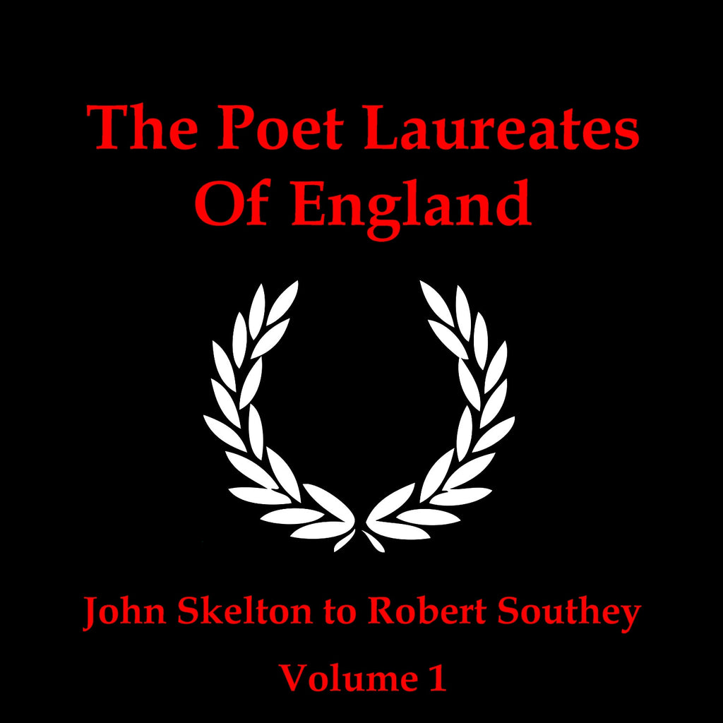 The Poet Laureates Of England - Volume 1 (Audiobook) - Deadtree Publishing - Audiobook - Biography