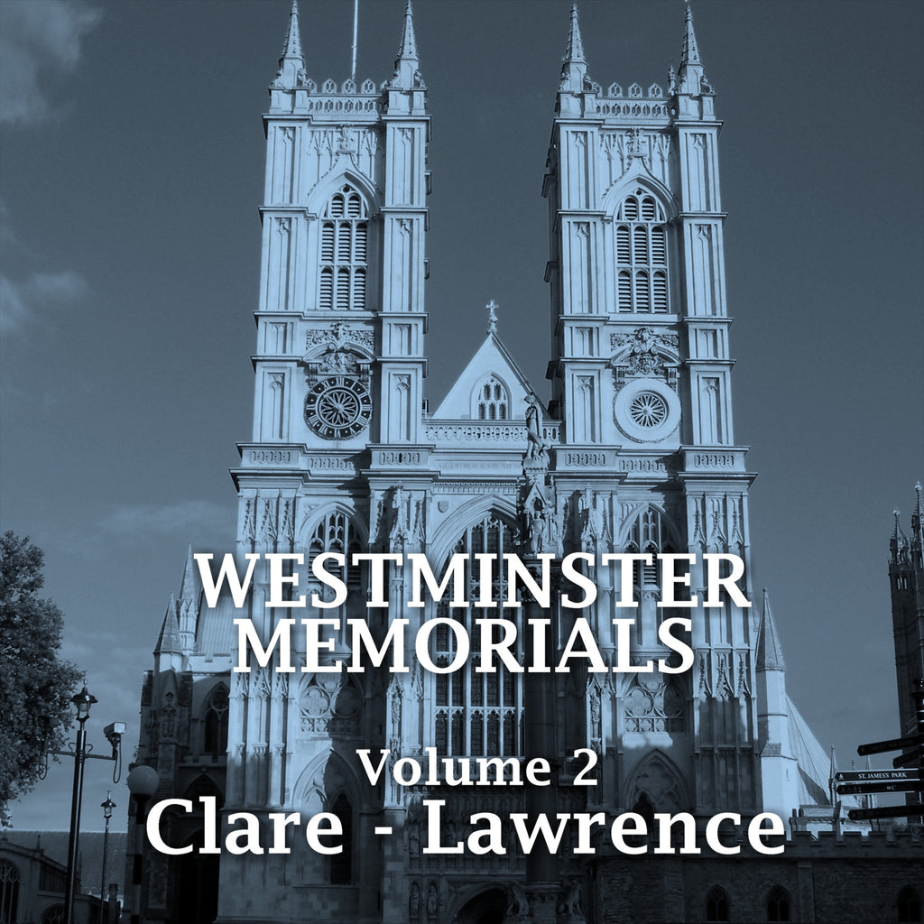Westminster Memorials - Volume 2 (Audiobook) - Deadtree Publishing - Audiobook - Biography