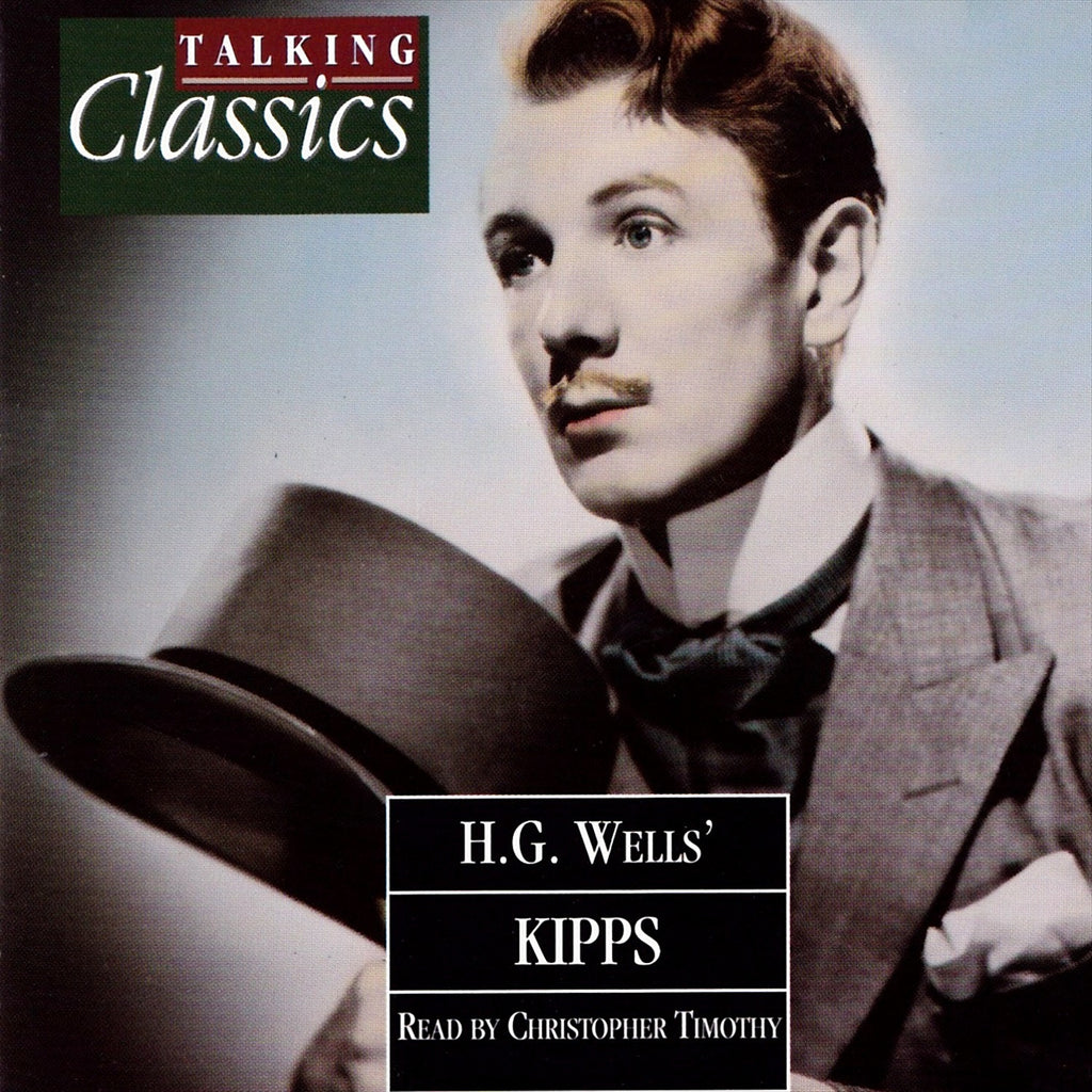 H.G. Wells - Kipps (Audiobook) - Deadtree Publishing