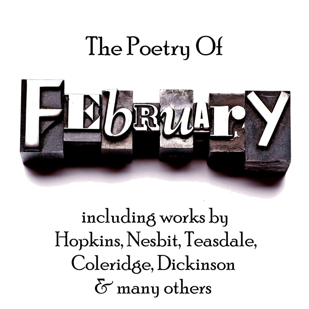 The Poetry of February (Audiobook) - Deadtree Publishing - Audiobook - Biography