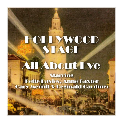 All About Eve - Hollywood Stage (Audiobook) - Deadtree Publishing