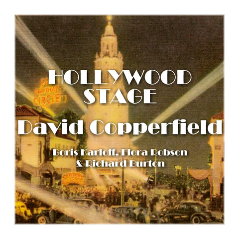 David Copperfield - Hollywood Stage (Audiobook) - Deadtree Publishing - Audiobook - Biography