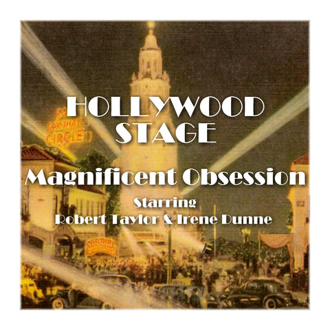 Magnificent Obsession - Hollywood Stage (Audiobook) - Deadtree Publishing - Audiobook - Biography