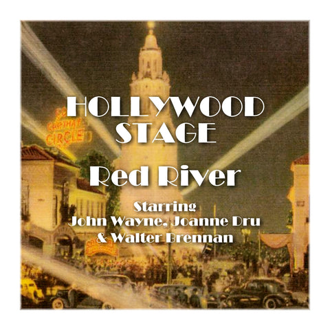 Red River - Hollywood Stage (Audiobook) - Deadtree Publishing - Audiobook - Biography
