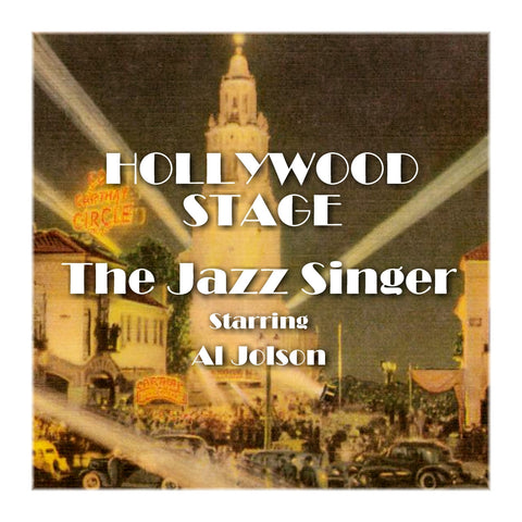 The Jazz Singer - Hollywood Stage (Audiobook) - Deadtree Publishing - Audiobook - Biography