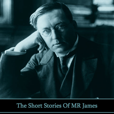 MR James - The Short Stories (Audiobook) - Deadtree Publishing - Audiobook - Biography