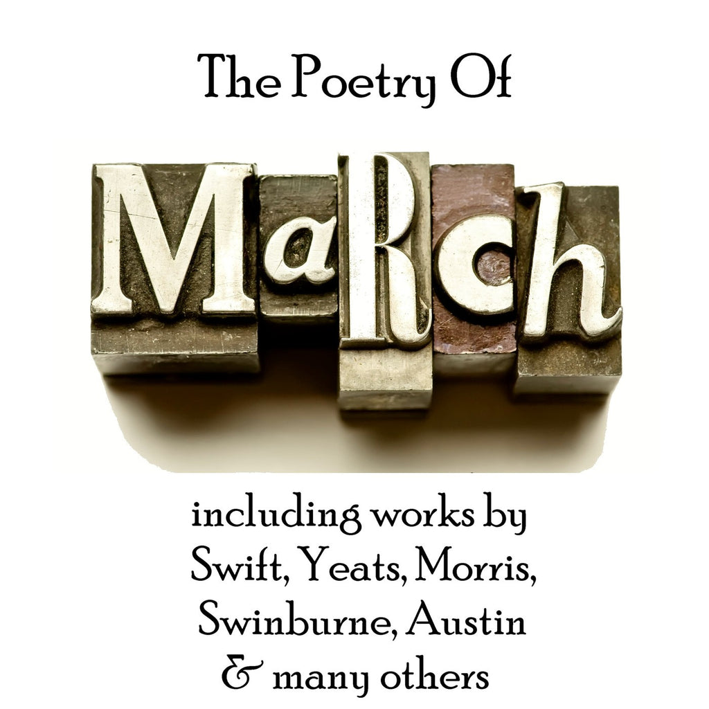 The Poetry of March (Audiobook) - Deadtree Publishing - Audiobook - Biography
