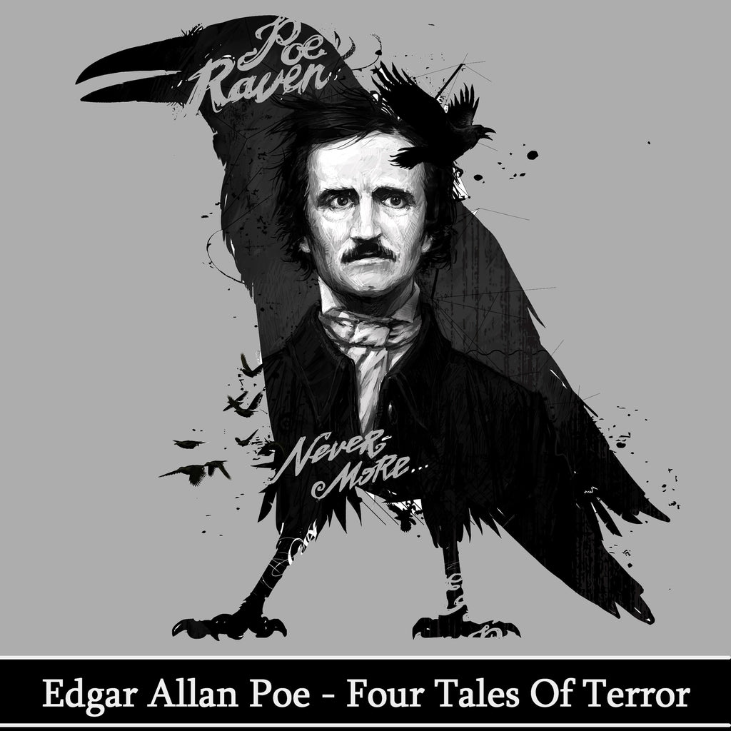 Edgar Allan Poe - Four Tales Of Terror (Audiobook) - Deadtree Publishing - Audiobook - Biography