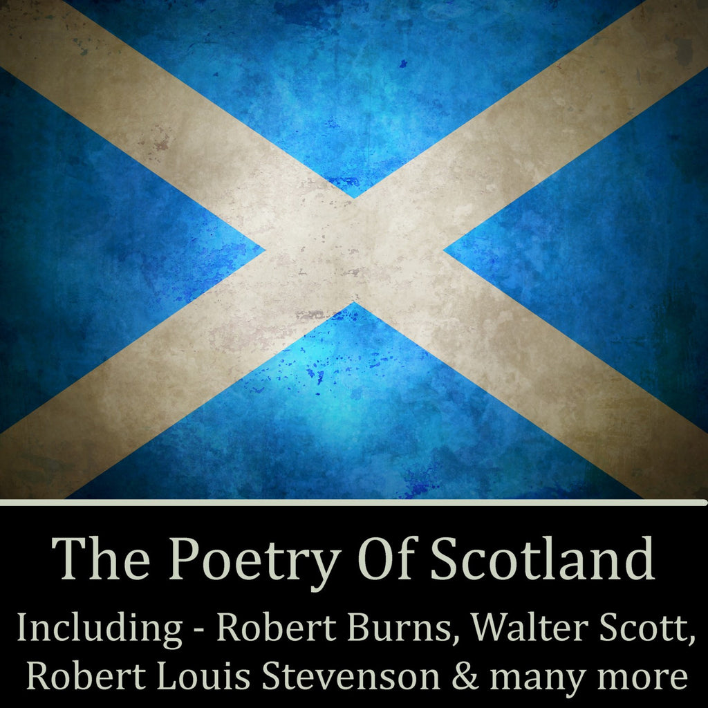 The Poetry Of Scotland (Audiobook) - Deadtree Publishing - Audiobook - Biography