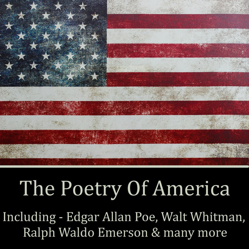 The Poetry Of America (Audiobook) - Deadtree Publishing