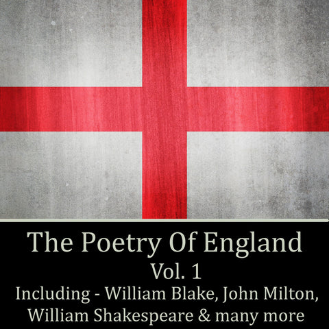 The Poetry Of England - Volume 1 (Audiobook) - Deadtree Publishing - Audiobook - Biography
