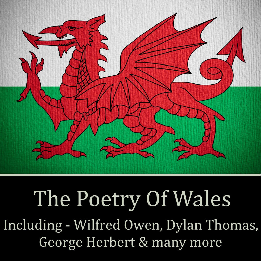 The Poetry Of Wales (Audiobook) - Deadtree Publishing - Audiobook - Biography