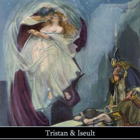 Tristan & Iseult (Audiobook) - Deadtree Publishing