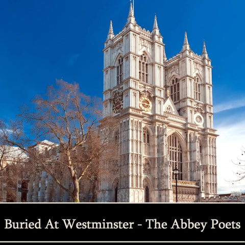 Buried At Westminster - The Abbey Poets (Audiobook) - Deadtree Publishing - Audiobook - Biography
