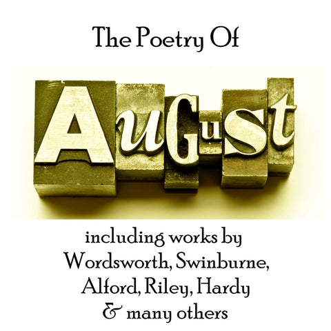 The Poetry of August (Audiobook) - Deadtree Publishing - Audiobook - Biography