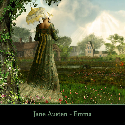 Jane Austen - Emma (Audiobook) - Deadtree Publishing - Audiobook - Biography