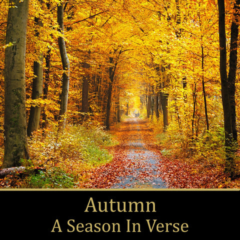 Autumn, A Season In Verse (Audiobook) - Deadtree Publishing - Audiobook - Biography