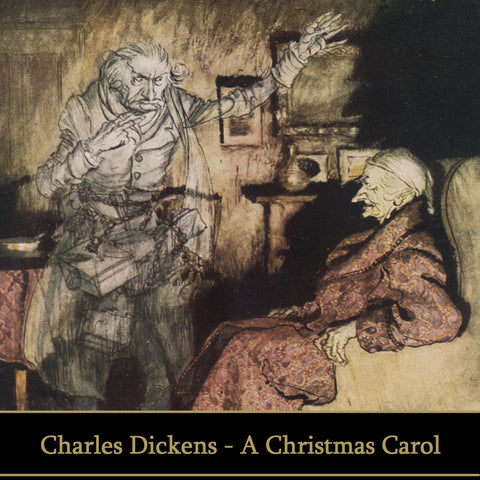 Charles Dickens - A Christmas Carol, Read By Martin Jarvis (Audiobook) - Deadtree Publishing - Audiobook - Biography