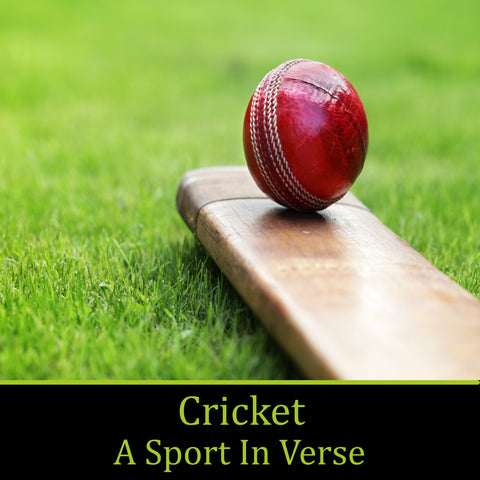 Cricket, A Sport In Verse (Audiobook) - Deadtree Publishing - Audiobook - Biography