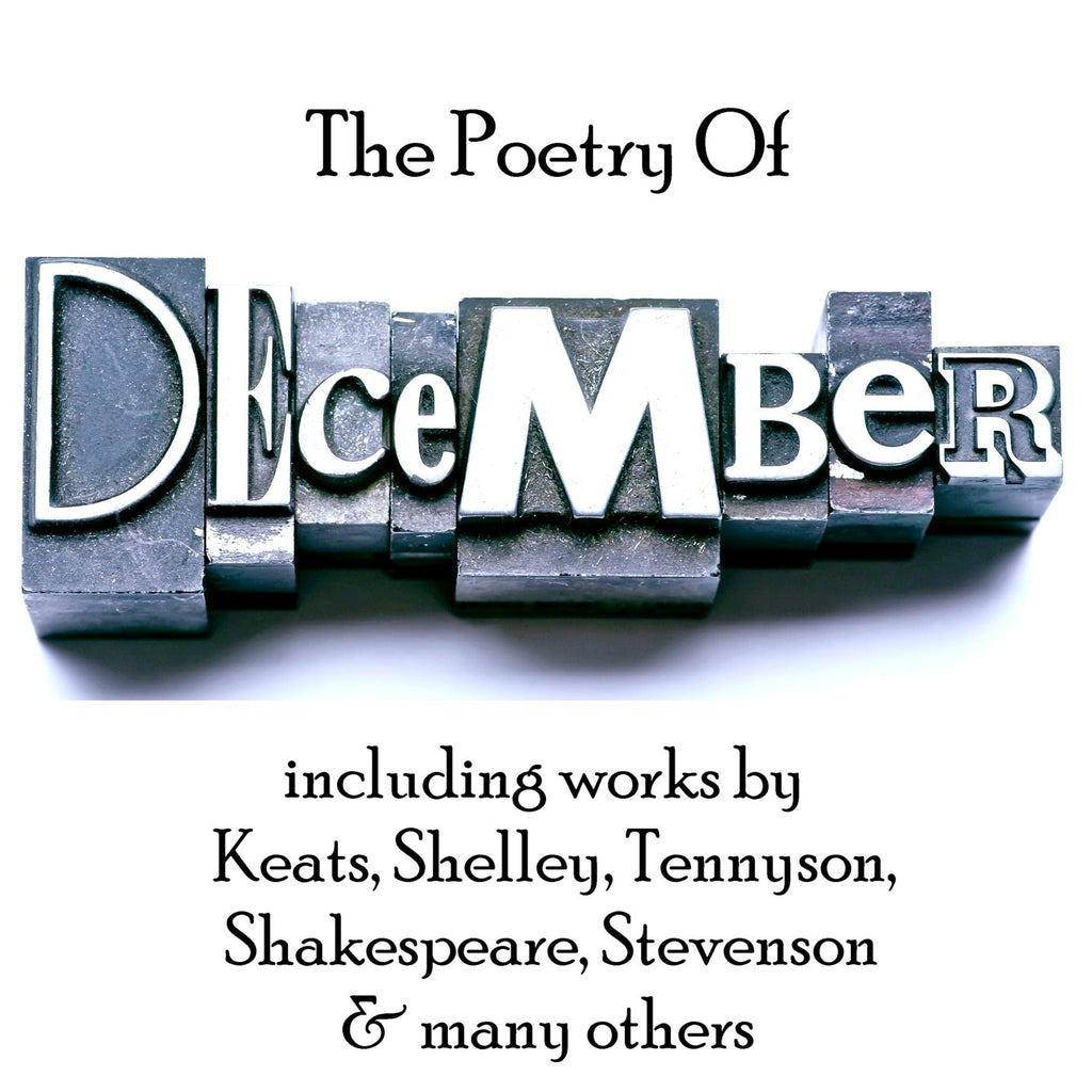 The Poetry of December (Audiobook) - Deadtree Publishing - Audiobook - Biography