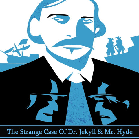 The Strange Case Of Dr. Jeckyll & Mr. Hyde (Audiobook) - Deadtree Publishing - Audiobook - Biography