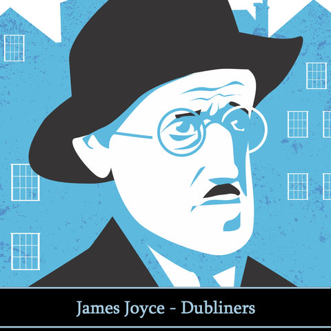 James Joyce - Dubliners (Audiobook) - Deadtree Publishing - Audiobook - Biography