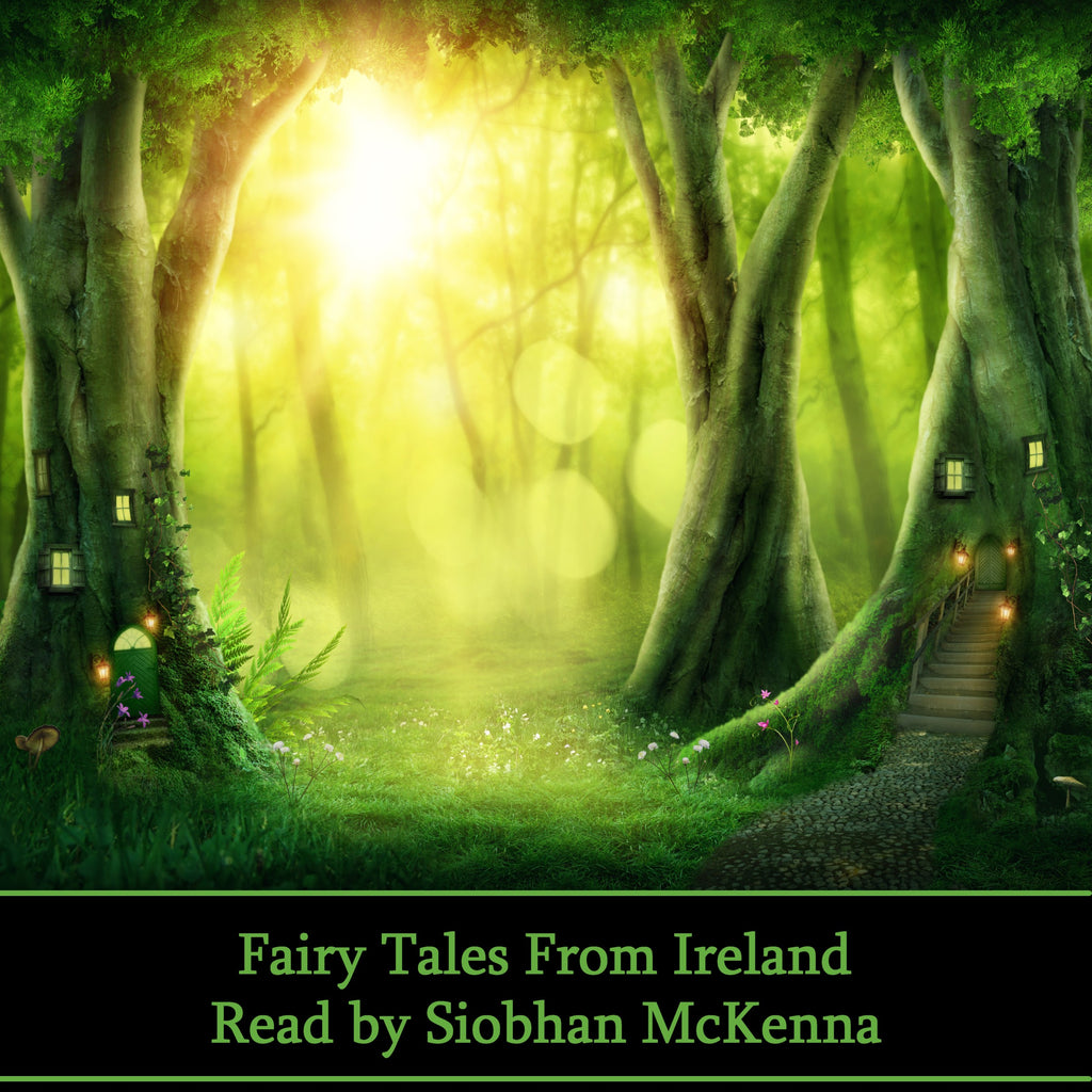 Fairy Tales From Ireland (Audiobook) - Deadtree Publishing - Audiobook - Biography
