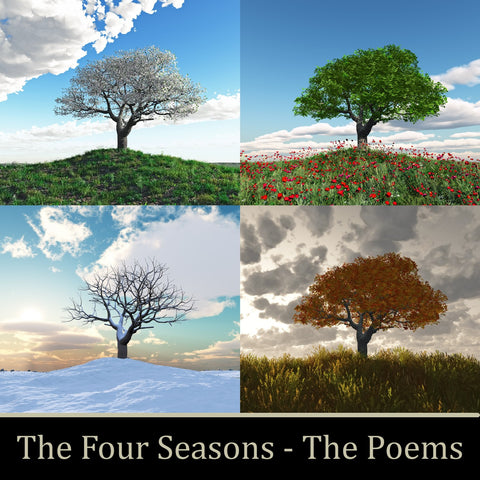 The Four Seasons - The Poems (Audiobook) - Deadtree Publishing - Audiobook - Biography