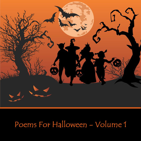 Poems For Halloween - Volume 1 (Audiobook) - Deadtree Publishing - Audiobook - Biography