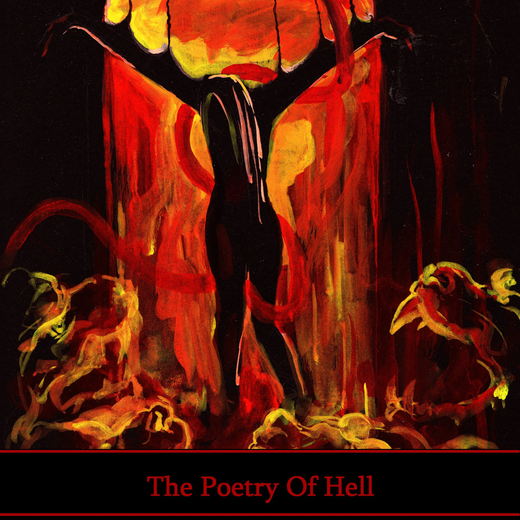 The Poetry Of Hell (Audiobook) - Deadtree Publishing