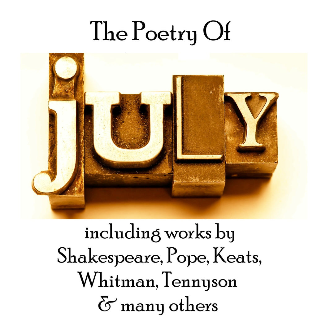 The Poetry of July (Audiobook) - Deadtree Publishing - Audiobook - Biography
