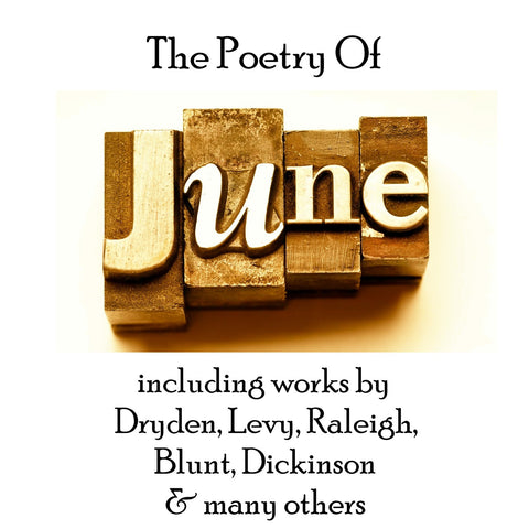 The Poetry of June (Audiobook) - Deadtree Publishing - Audiobook - Biography