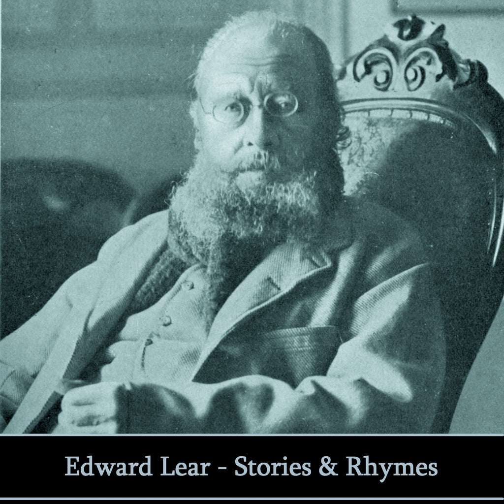 Edward Lear - Stories & Rhymes (Audiobook) - Deadtree Publishing - Audiobook - Biography