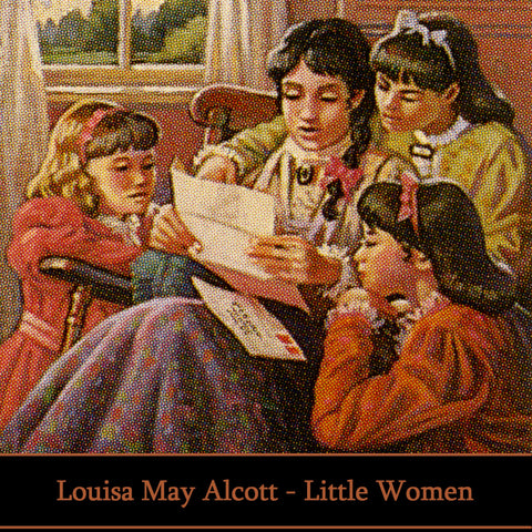 Louisa May Alcott - Little Women, Read By Connie Booth (Audiobook) - Deadtree Publishing