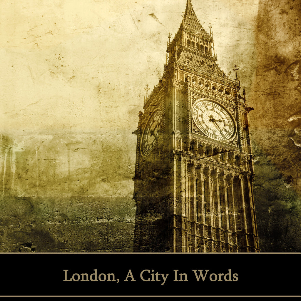 London, A City In Words (Audiobook) - Deadtree Publishing