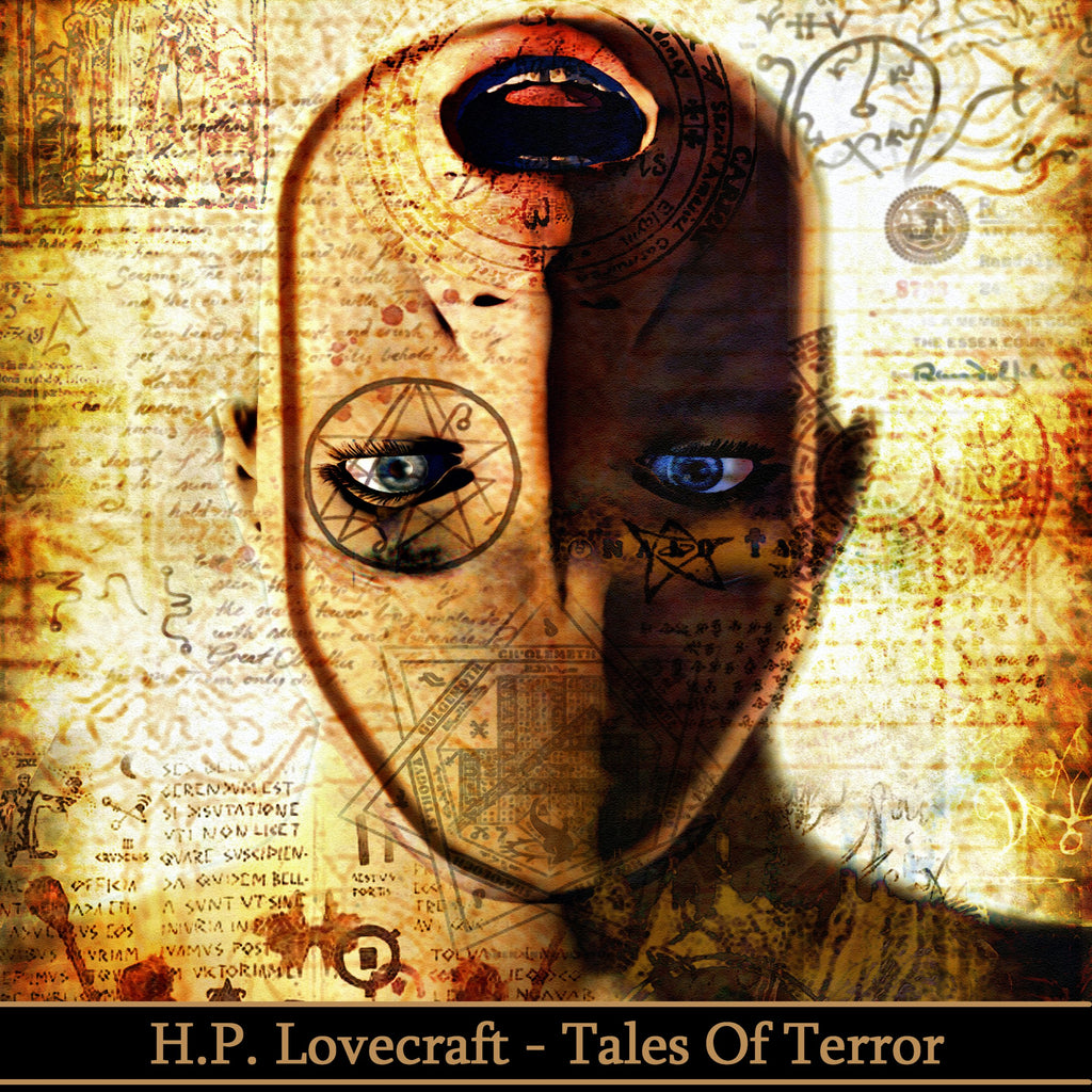 HP Lovecraft - Tales Of Terror (Audiobook) - Deadtree Publishing - Audiobook - Biography