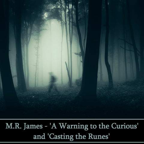 MR James - 'A Warning to the Curious' and 'Casting the Runes' (Audiobook) - Deadtree Publishing - Audiobook - Biography