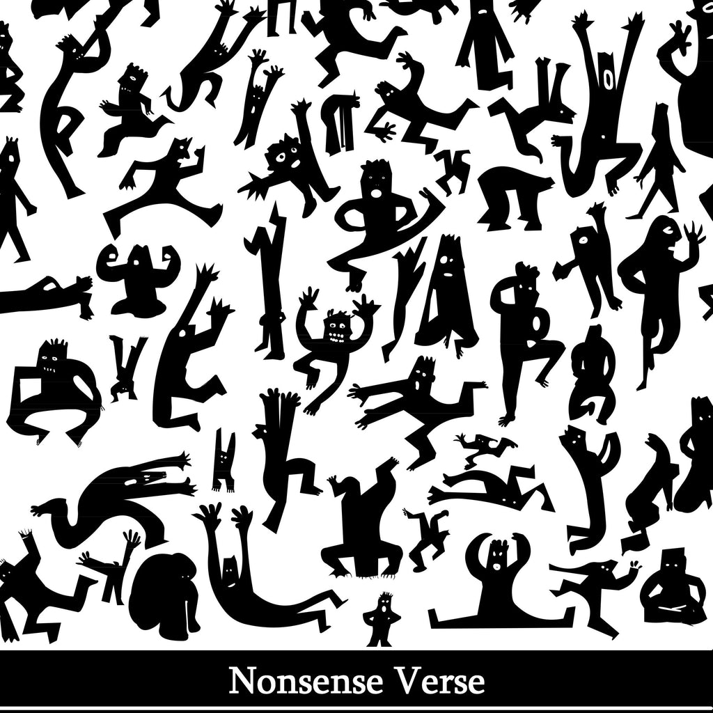 Nonsense Verse  (Audiobook) - Deadtree Publishing - Audiobook - Biography