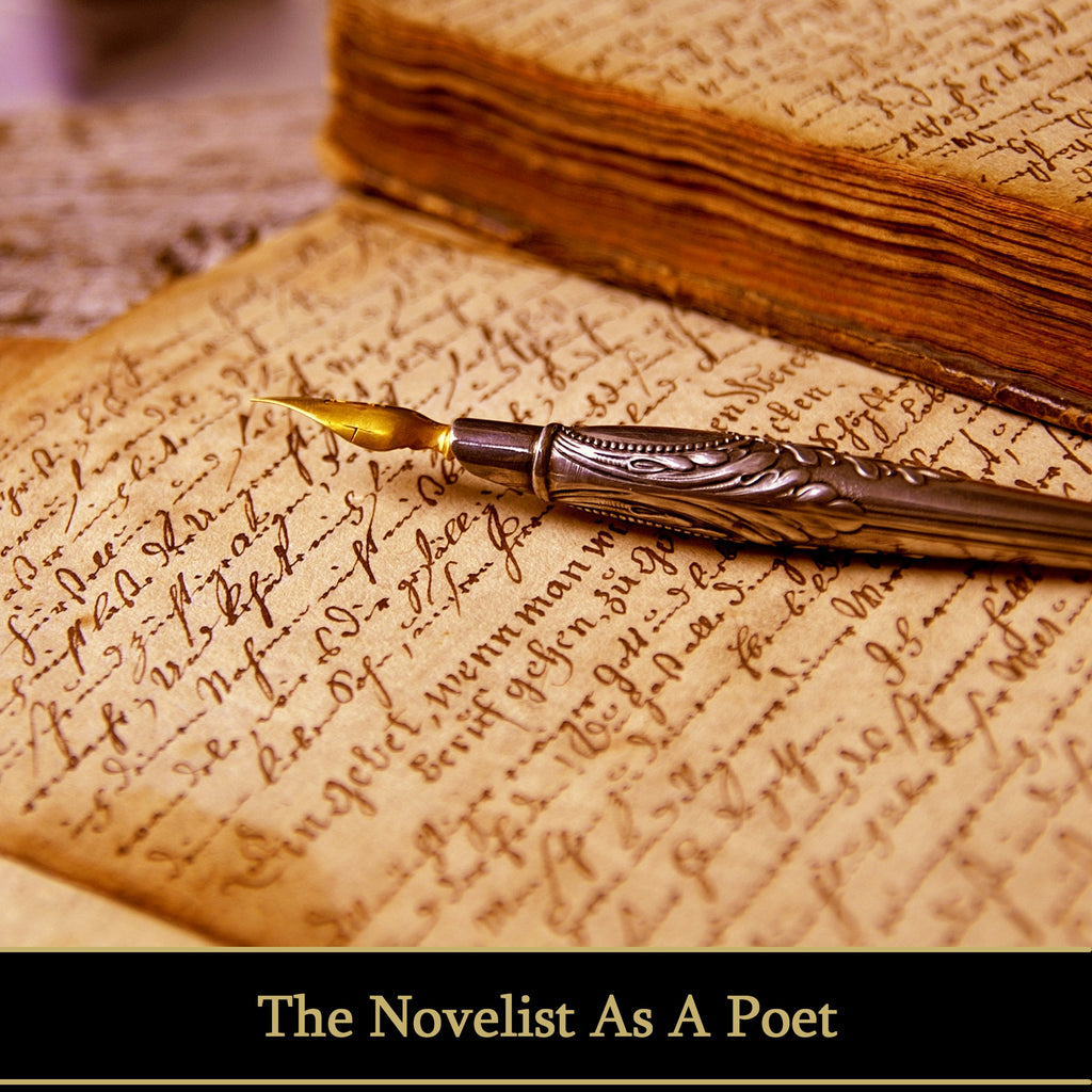 The Novelist As A Poet (Audiobook)