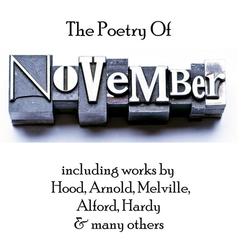The Poetry of November (Audiobook) - Deadtree Publishing - Audiobook - Biography