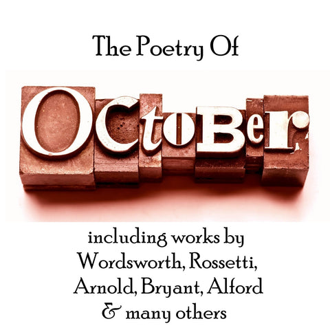 The Poetry of October (Audiobook) - Deadtree Publishing - Audiobook - Biography