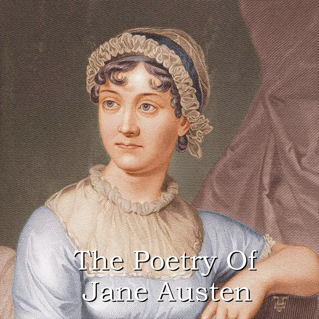 Jane Austen - The Poetry Of (Audiobook) - Deadtree Publishing - Audiobook - Biography