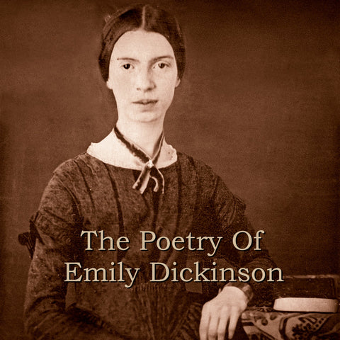 Emily Dickinson - The Poetry Of (Audiobook) - Deadtree Publishing - Audiobook - Biography