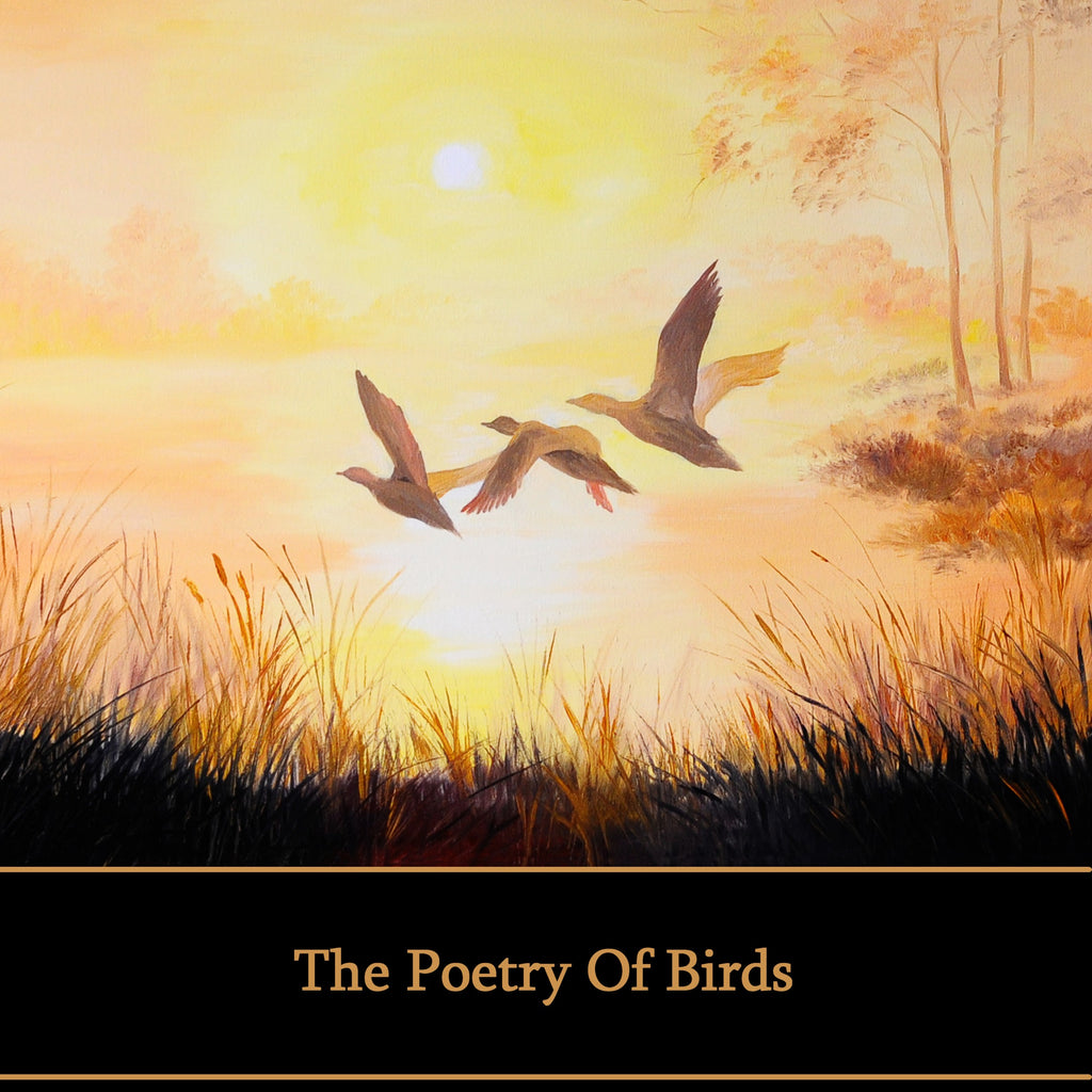 The Poetry Of Birds (Audiobooks) - Deadtree Publishing - Audiobook - Biography
