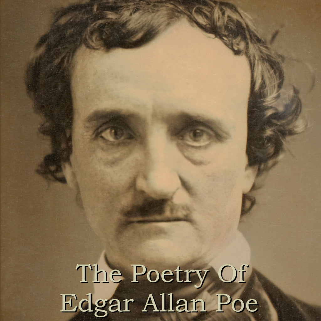 Edgar Allan Poe - The Poetry Of (Audiobook) - Deadtree Publishing - Audiobook - Biography